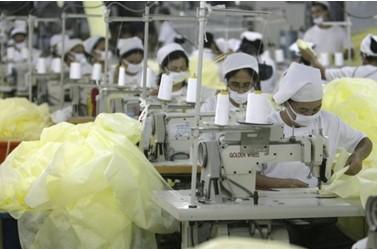 精益生产 服装行业 改善/服装行业精益生产改善