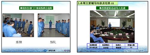 CTPM精益管理咨询案例--首钢京唐钢铁联合有限责任公司