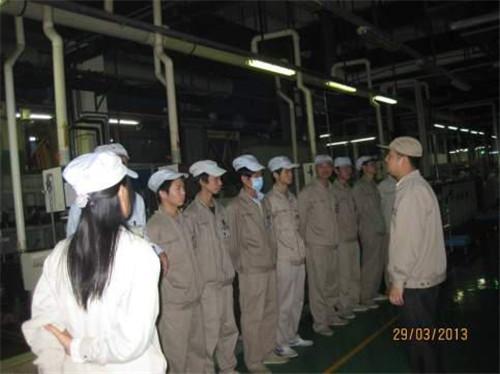CTPM精益管理咨询案例--广东汕头超声电子股份有限公司