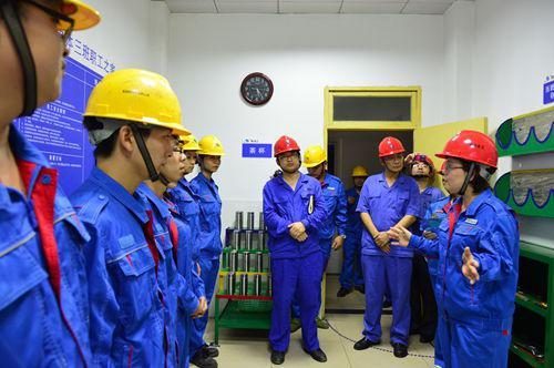 中昊晨光化工研究院有限公司开展CTPM 1 STEP总经理诊断