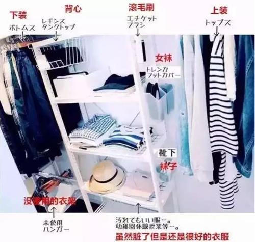 "6S管理告别衣柜""没衣服穿""的假想"
