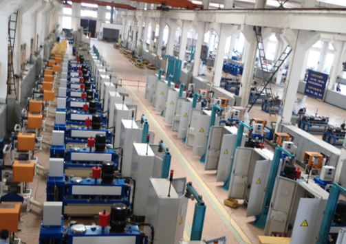 江苏金泰隆机电设备制造厂与CTPM华天谋签定《6S/CTPM精益管理咨询项目》