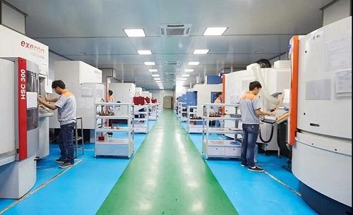 工厂的管理水平是从洗手间看出来的?