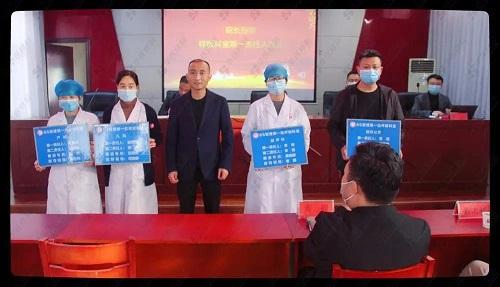 内黄县妇幼保健院全面启动6S管理