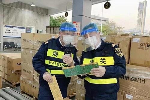 深圳海关查获超39万个侵权PCB